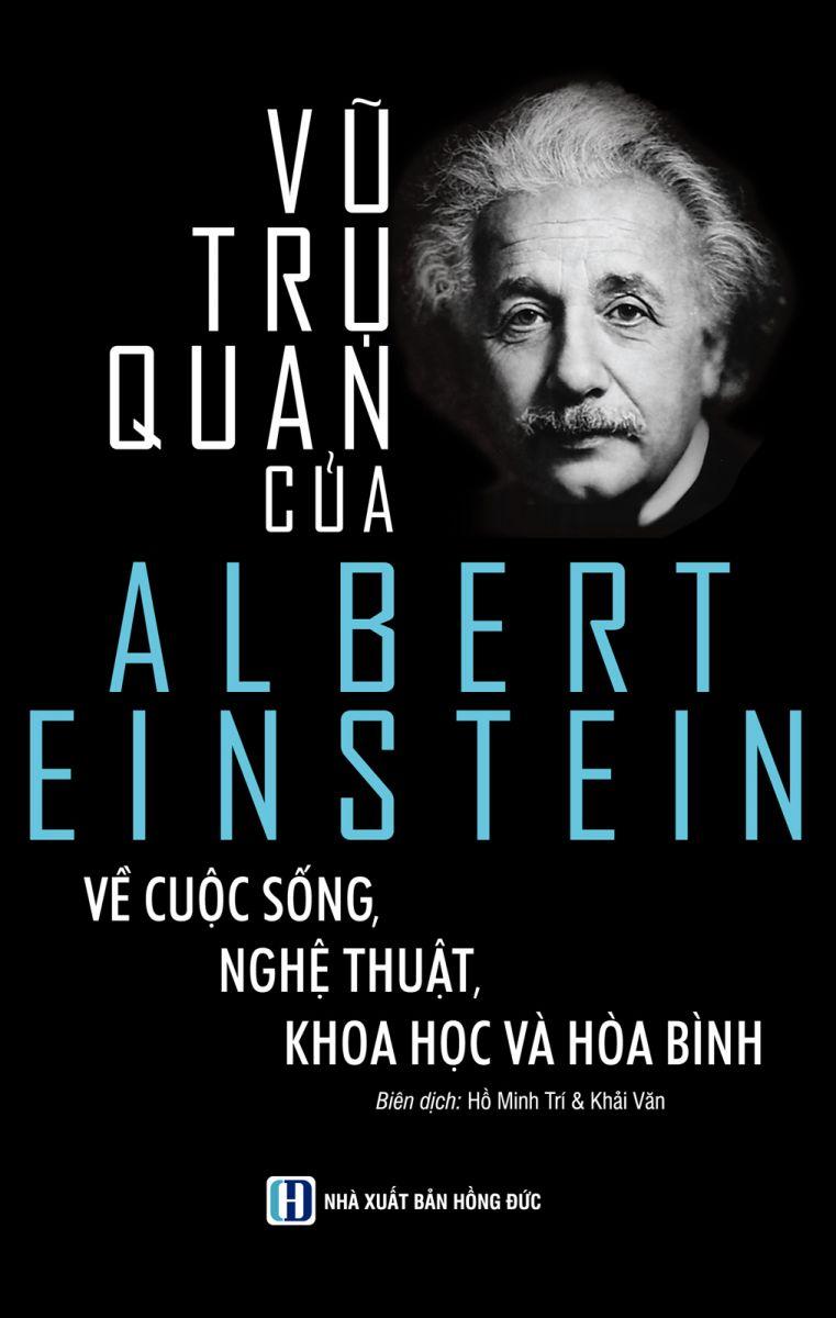 Vũ trụ quan của Albert Einstein